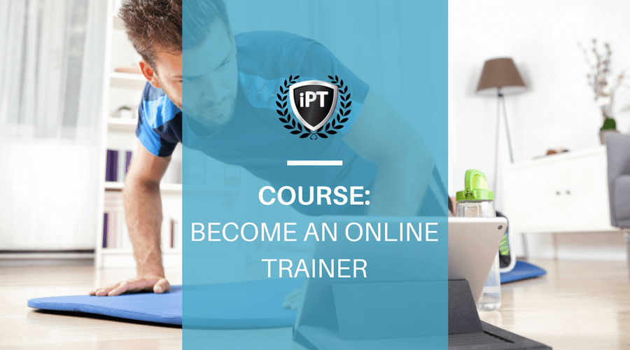 become an online personal trainer