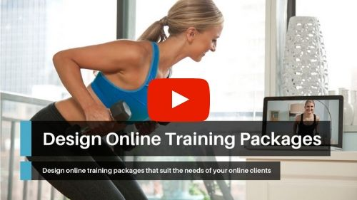 Design Online Personal Training Packages