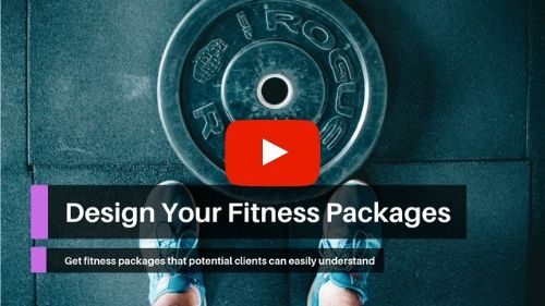 Design Your Fitness Packages