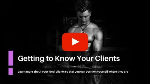 Getting to Know Your Clients