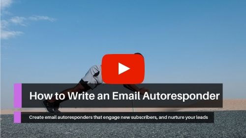 How to Write an Email Autoresponder