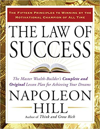 The Law of Success Napoleon Hill