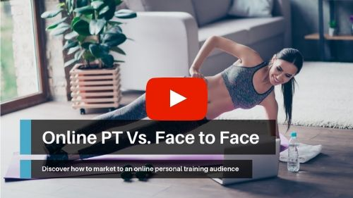 Online PT Vs Face to Face PT