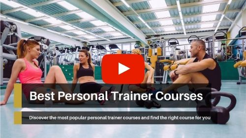 Personal Trainer Course List