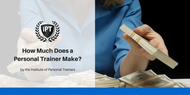 Personal trainer salary