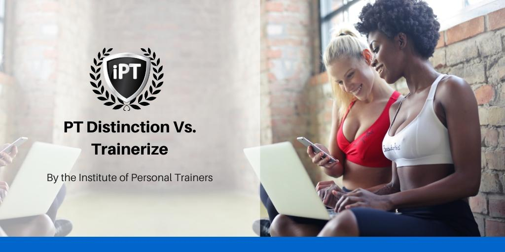 PT Distinction Vs Trainerize