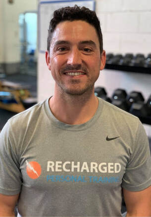 Gary Stimson Recharged Fitness