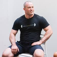 Sebastian Oreb strength coach