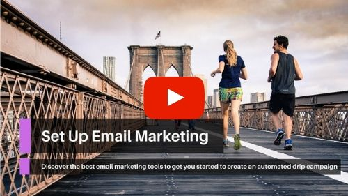Set Up Email Marketing