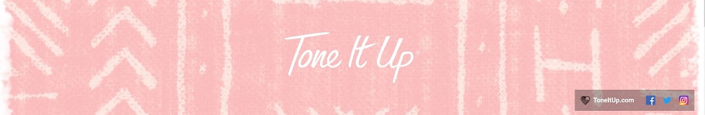 tone it up youtube channel