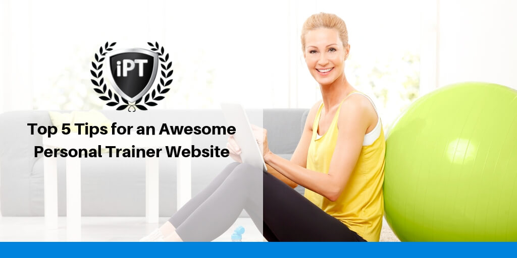 Personal Trainer Website Tips